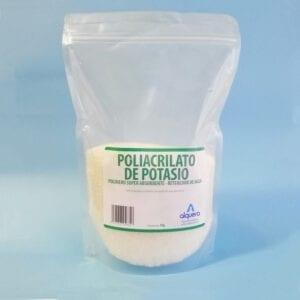 Poliacrilato de Potasio 1Kg