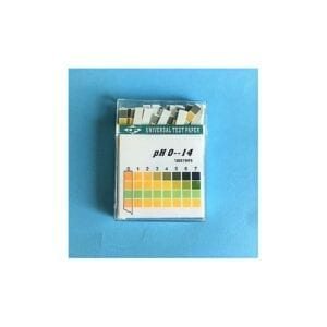 Tiras de medición de pH de 0 a 14 pH - 1 (DF®)
