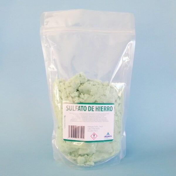 Comprar Sulfato de Hierro