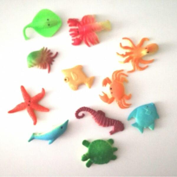Animales que crecen con agua. Pack de 10