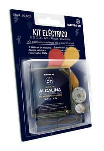 kit eléctrico con motor