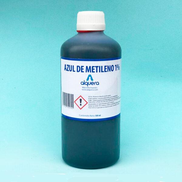 AZUL DE METILENO 1%