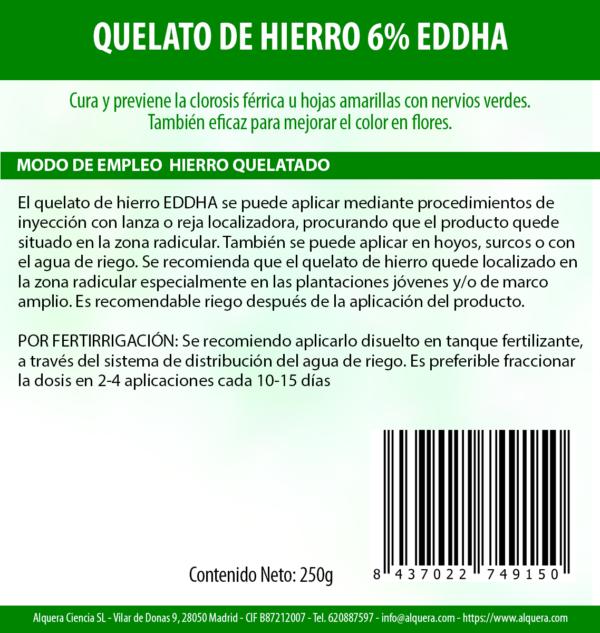 QUELATO DE HIERRO GUIA USO